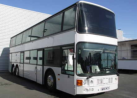 bus am nag double tage v hicule promotionnel road show. Black Bedroom Furniture Sets. Home Design Ideas